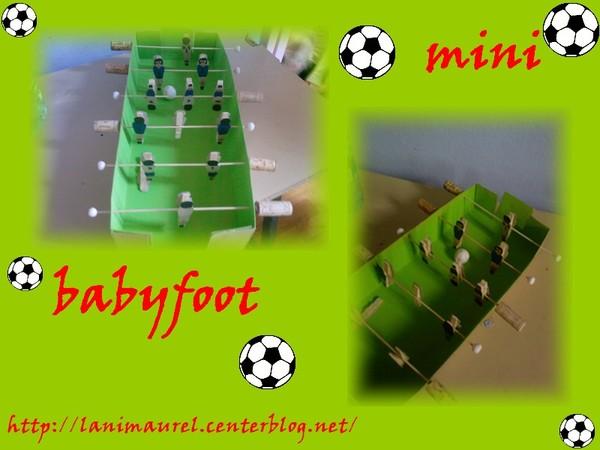 mini babyfoot