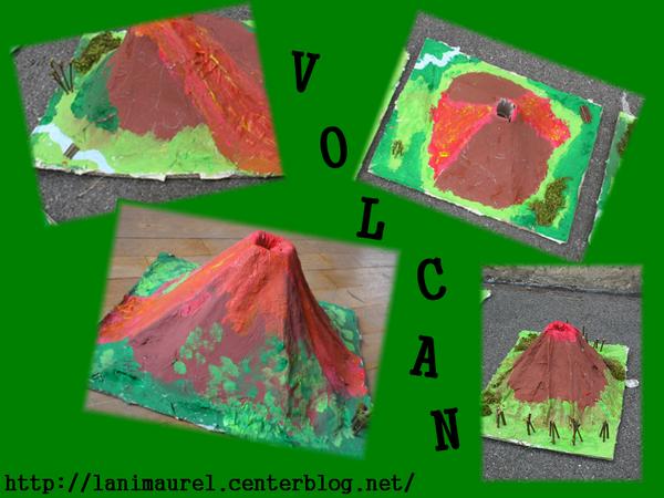 activite manuelle volcan